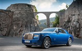 2013 Rolls-Royce Motor Cars HD обои
