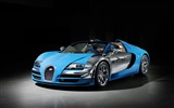 2013 Bugatti Veyron 16.4 Grand Sport Vitesse Supersportwagen HD Wallpaper