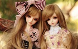 Beautiful Super Dollfie toy girls HD wallpapers