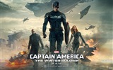 Captain America: The Winter Soldier HD Wallpaper