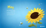 May 2014 calendar wallpaper (2) #17