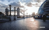 Beautiful Britain, Windows 8 theme wallpapers
