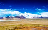 Qinghai Plateau beautiful scenery wallpaper
