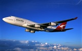 Boeing 747 airliner HD wallpapers #15