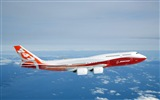 Boeing 747 airliner HD wallpapers #16