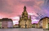 Germany Dresden city landscape HD wallpapers