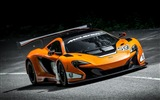 2015 McLaren 650S GT3 supercar HD wallpapers