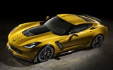 2015 Chevrolet Corvette Z06 supercar HD wallpapers