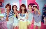 4Minute Korean music beautiful girls combination HD wallpapers #15