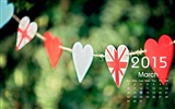 Calendar 2015 HD wallpapers #21