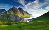 Nordic beautiful natural scenery HD wallpapers
