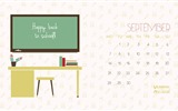 September 2015 Kalender Wallpaper (2) #11