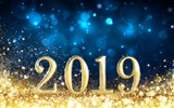 Happy New Year 2019 HD wallpapers #5