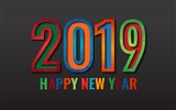 Happy New Year 2019 HD wallpapers #6