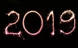 Happy New Year 2019 HD wallpapers #7