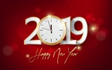 Happy New Year 2019 HD wallpapers #8