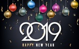 Happy New Year 2019 HD wallpapers #9