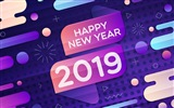 Happy New Year 2019 HD wallpapers #10