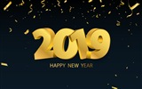 Happy New Year 2019 HD wallpapers #13